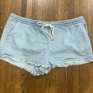 Aerie draw string shorts